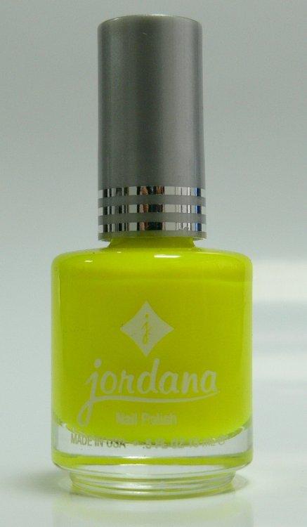Jordana 949 Yellow Energy Lak na nehty 15 ml | Laky na nehty - Laky na nehty Jordana