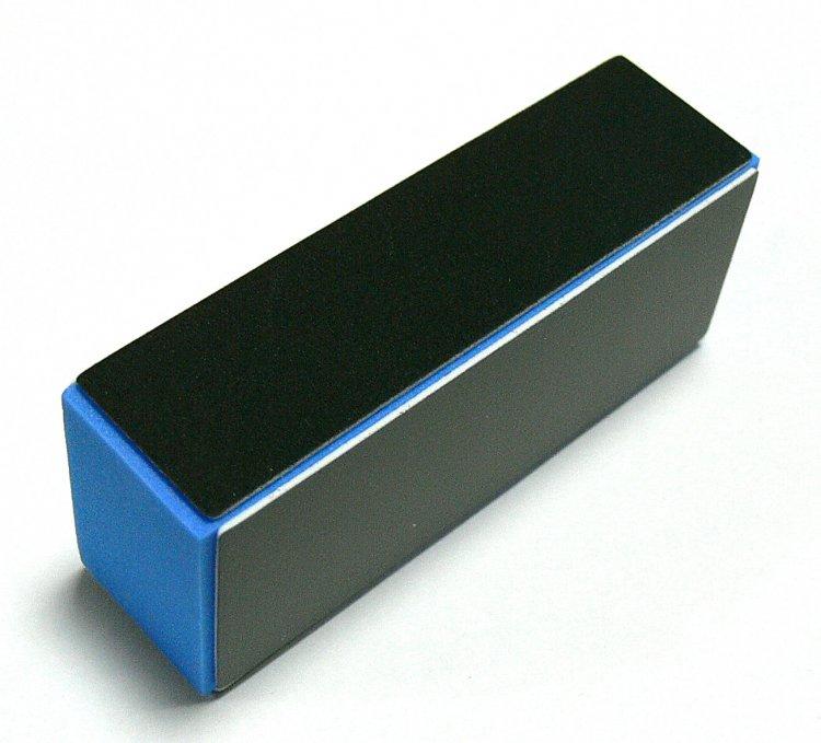 Leštící blok čtyřstranný | NEHTOVÁ MODELÁŽ - Leštičky, leštící bloky a pilníky na nehty pro nehtovou modeláž a manikúru - Leštičky a leštící bloky na nehty pro nehtovou modeláž a manikúru