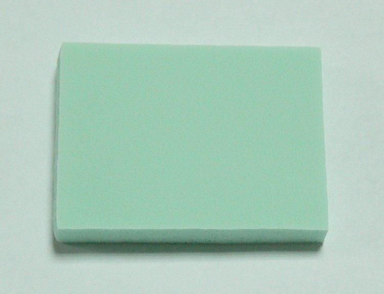 Houbička na make up obdélník 40x55 mm | NEHTOVÁ MODELÁŽ - Kosmetika WZ cosmetic - Kosmetické pomůcky