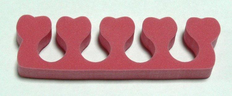 Separátor na prsty | Laky na nehty - Sušiče laku a příslušenství