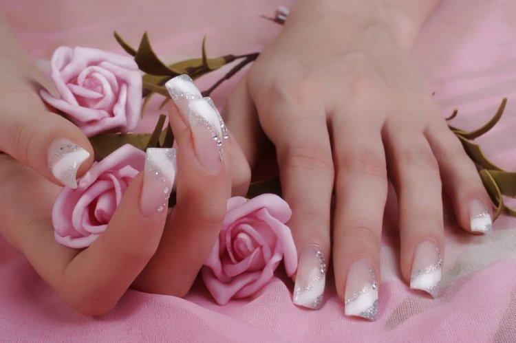 Plakát WZ nails růže | NEHTOVÁ MODELÁŽ - Čističe a příslušenství