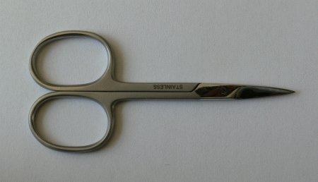 Nůžky na nehty rovné 9 cm | Kleště a nůžky na nehty a kůži pro manikúru a pedikúru, pinzety, pilníky, atd. - Nůžky na nehty a kůži pro manikúru a pedikúru
