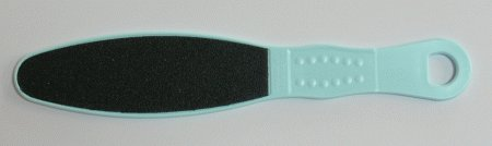 Pilník na zrohovatělou kůži | Kleště a nůžky na nehty a kůži pro manikúru a pedikúru, pinzety, pilníky, atd. - Ostatní nástroje a příslušenství pro pedikúru