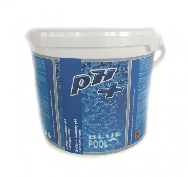Bazénová chemie BluePool pH plus 3000 g | Bazénová chemie - Úprava hodnoty pH - Produktová řada Blue Pool