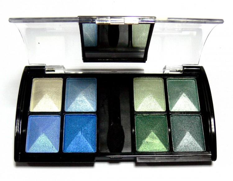 Starry EYESHADOW kazeta očních stínů CC0019_05 | Dekorativní kosmetika - Oční stíny - kazety