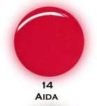 UV gel barevný perleťový Aida 5 ml | NEHTOVÁ MODELÁŽ - Barevné UV gely - Perleťové barevné UV gely