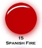 UV gel barevný perleťový Spanish Fire 5 ml | NEHTOVÁ MODELÁŽ - Barevné UV gely - Perleťové barevné UV gely