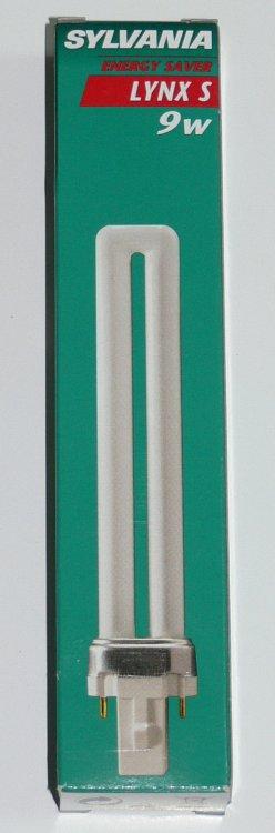 Sylvania Náhradní zářivka 9 W  | NEHTOVÁ MODELÁŽ - Přístroje k modeláži - UV lampy